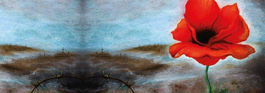 Sabaton - In Flanders Fields (Official Lyric Video)